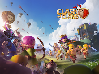 Aplikasi Game Mod Clash Of Clans v8.551.4 APK Update