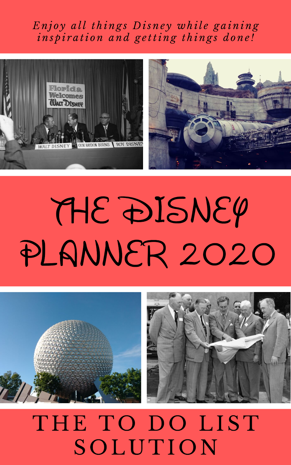 Get The Disney Planner 2020 at Amazon.com