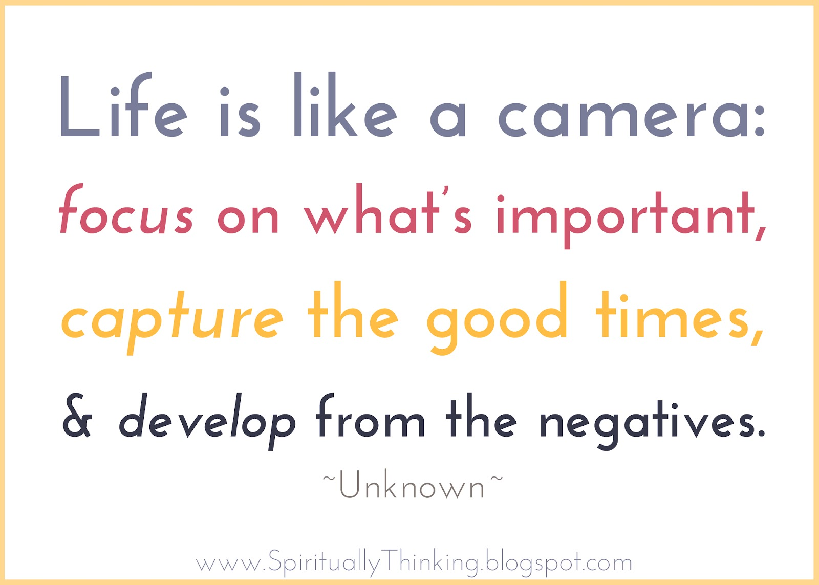 Quotes About Whats Important In Life. QuotesGram