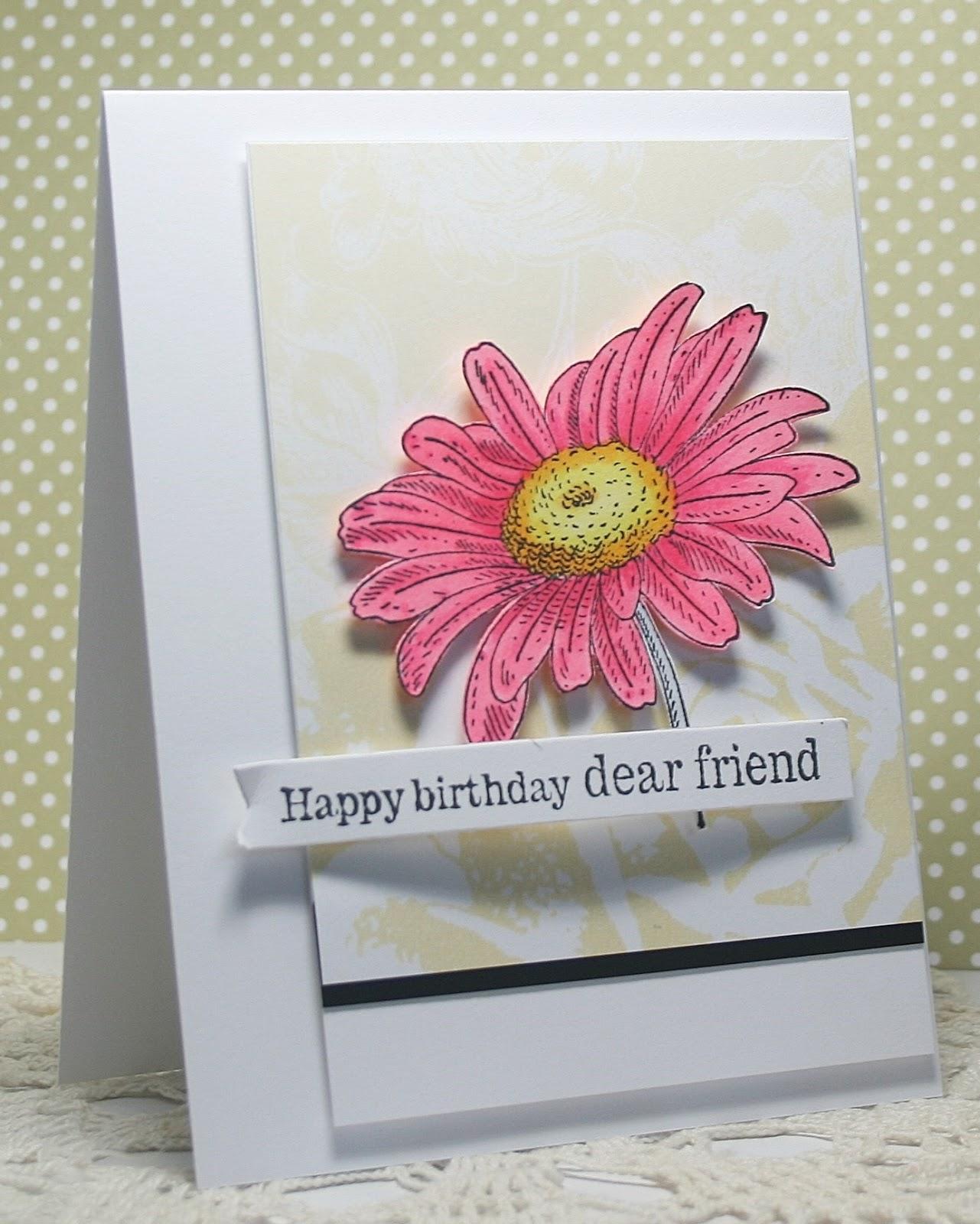 Hey There .... Rosigrl!: Happy Birthday, Dear Friend