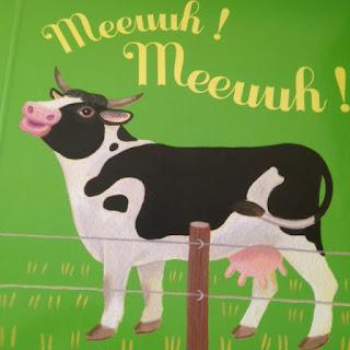 Petit Ours Brun écoute les animaux: la vache