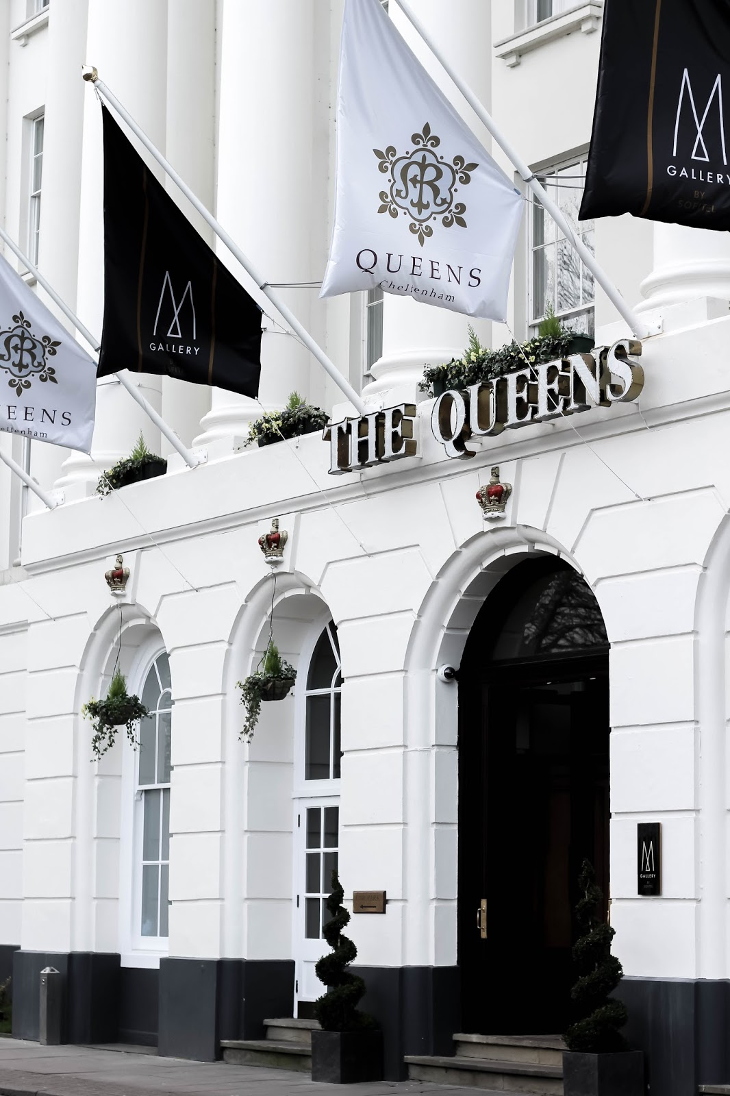 Queens Hotel Cheltenham Luxury Hotel Review