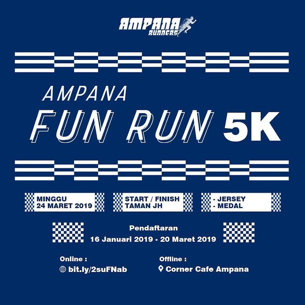 Ampana Fun Run • 2019
