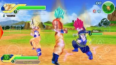 Dragon Ball Z Tenkaichi Tag Team MOD Ultra V6 SS 4