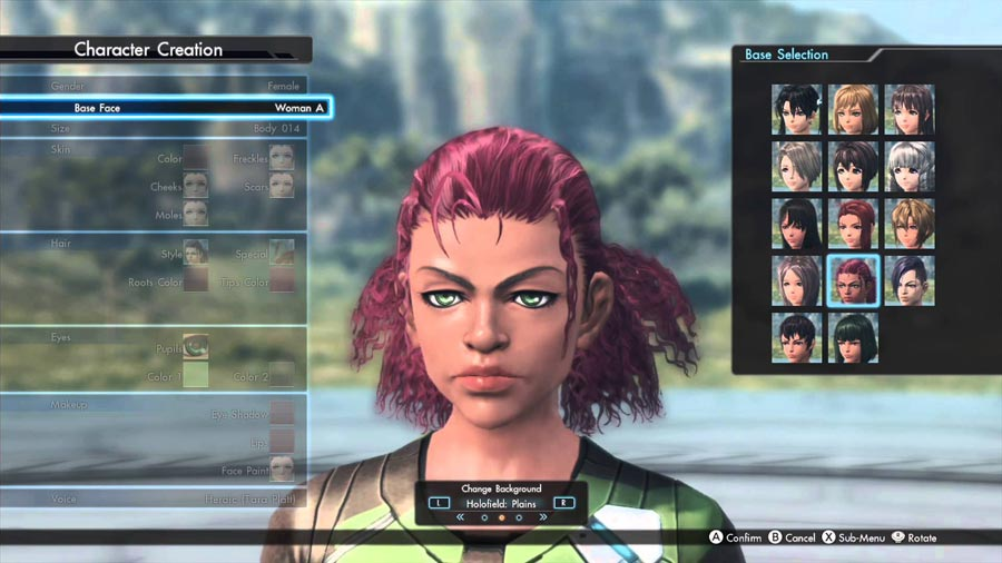 on nintendo and limited character customization thezonegamer