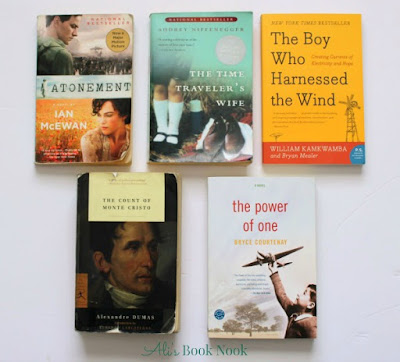 books for your home library - 5 examples of books you should buy