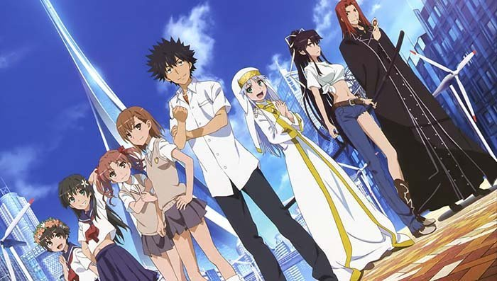 Toaru Majutsu no Index and Toaru Series