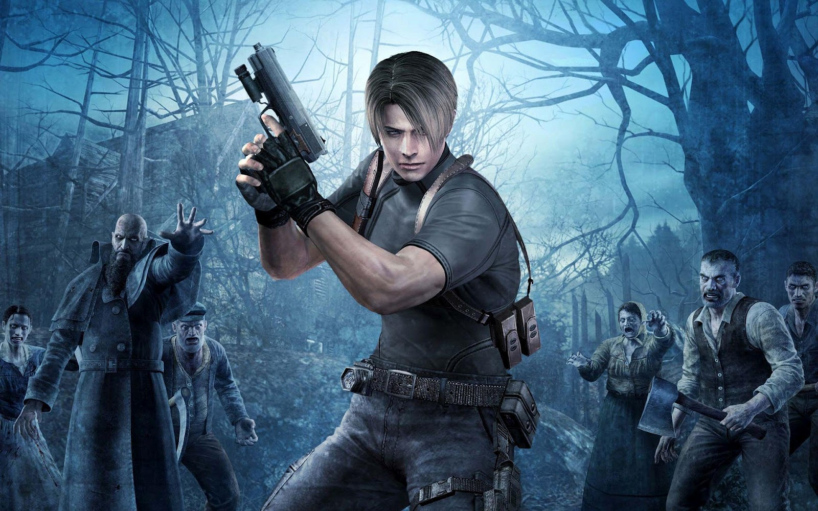 Download Jogo Resident Evil 4 PC Completo Torrent