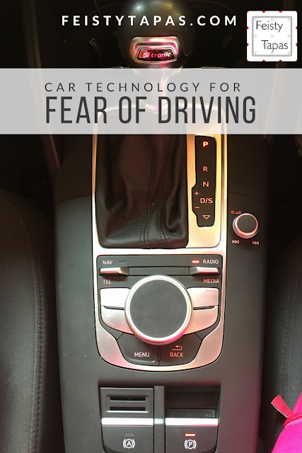 Car Technology for Fear of Driving and Anxious Drivers - How to try to overcome fear of driving... again