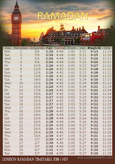 UNITED KINGDOM calendar