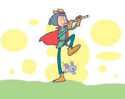 cuento, leyenda, el flautista de hamelín