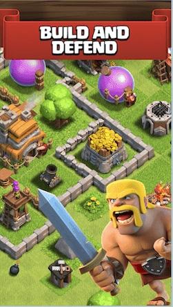 Clash of Clans V 10 322 27 Download Free Apk + Mod