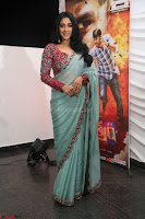 Regina Casandra in Beautiful Designer Saree Stunnign Cuteness at Nakshatram music launch ~ CelebesNext Actress Galleries 069.JPG