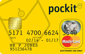 Pockit is not a traditional bank account.