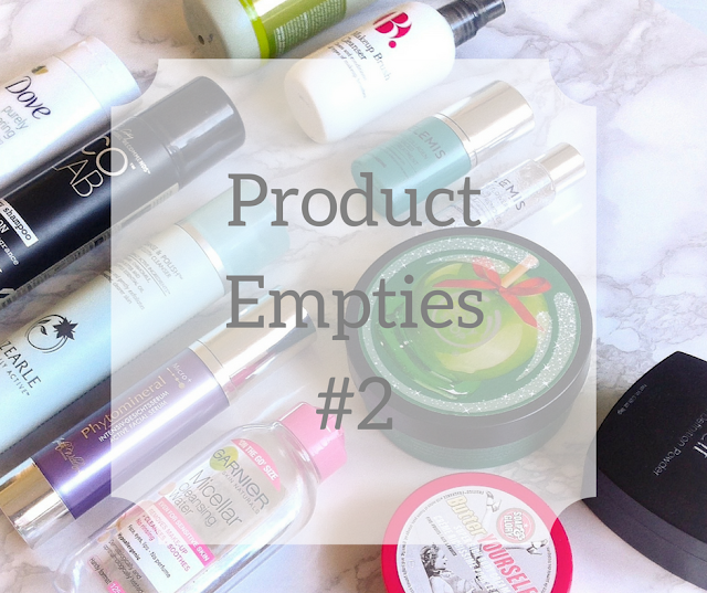 Product Empties #2