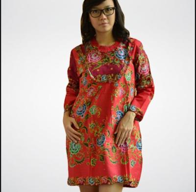 44+ Ide Terkini Baju Pesta Batik Untuk Orang Gemuk
