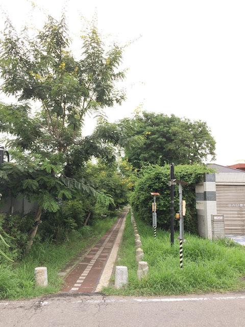 台鐵散步道
