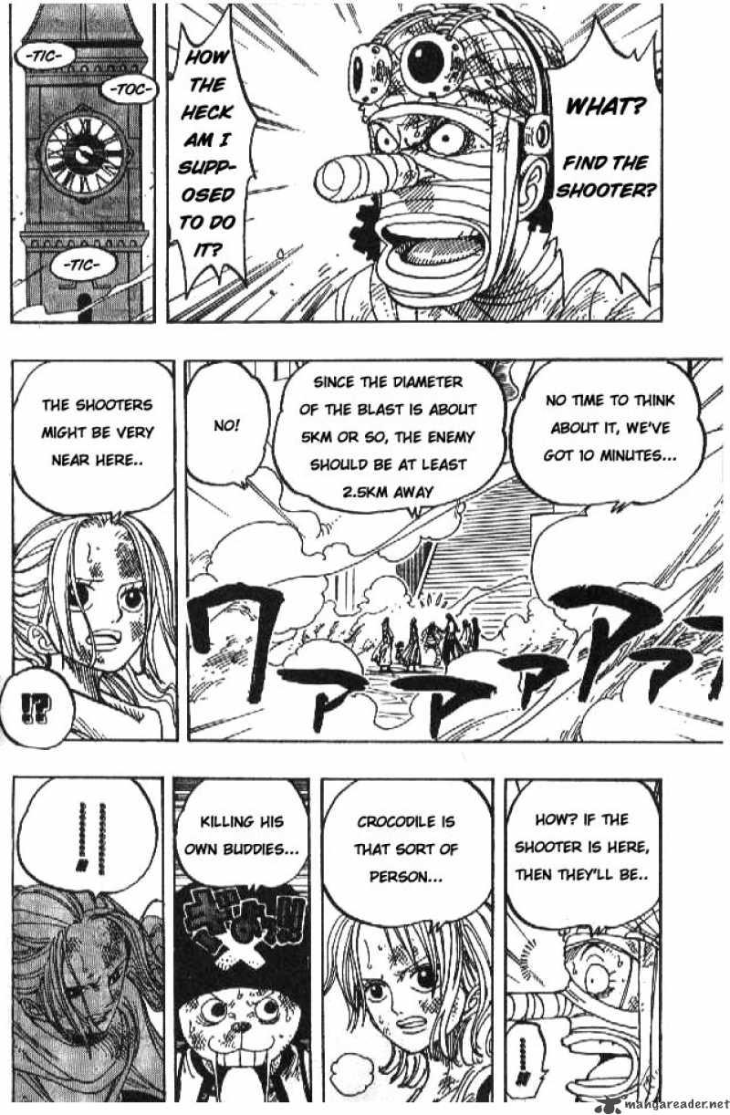 One Piece 200