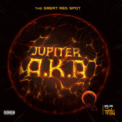 Jupiter A.K.A - The Great Red Spot - Album Download, Itunes Cover, Official Cover, Album CD Cover Art, Tracklist