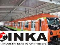 PT Industri Kereta Api (Persero) - Recruitment For Junior Auditor, Senior Auditor INKA April 2018