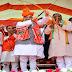 प्रचंड बहुमत से मोदी जी बनेंगे प्रधानमंत्री: अमित शाह   Modi will be the prime minister with huge majority: Amit Shah