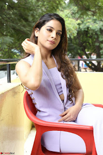 Tanya Hope in Crop top and Trousers Beautiful Pics at her Interview 13 7 2017 ~  Exclusive Celebrities Galleries 156.JPG