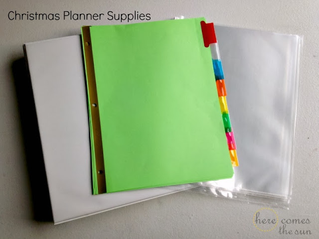 Get Organized for Christmas with free printables, recipes, crafts & more! herecomesthesunblog.net