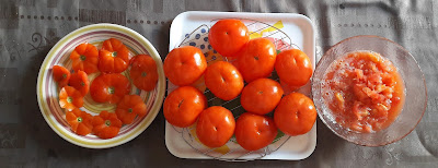 recette tomates farcies en image jardin cuisiner en famille avec des enfants