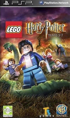 Lego Harry Potter Years 5-7 PPSSPP Ukuran Kecil Iso