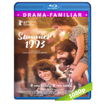 Verano 1993 (2017) BRRip Full 1080p Audio Castellano 5.1