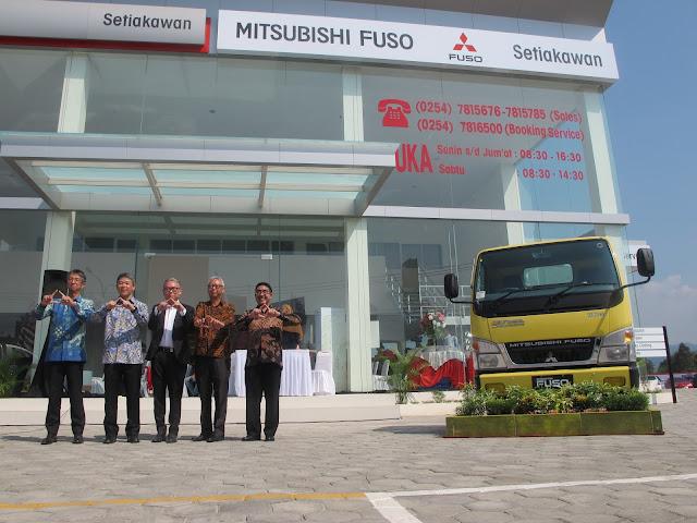 Dealer Mitsubishi Fuso Cilegon