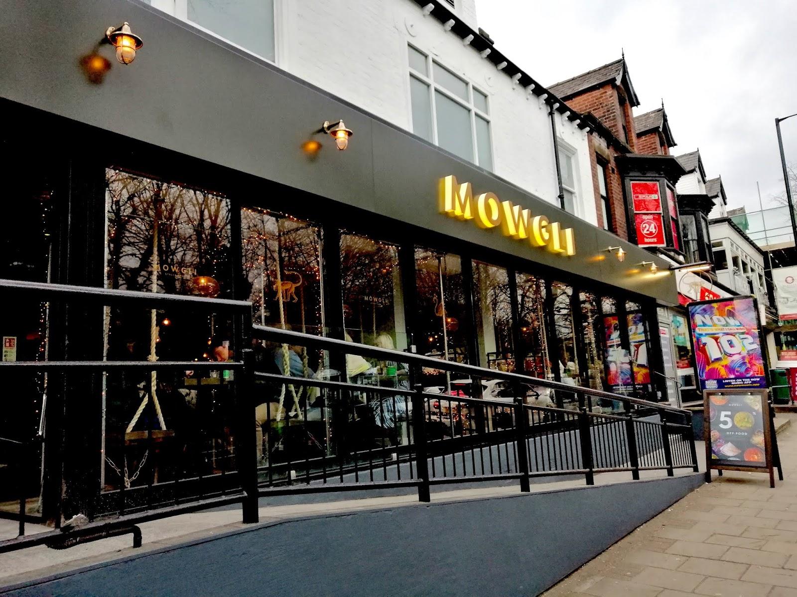 Restaurant Review Mowgli Street Food Sheffield Mashtun
