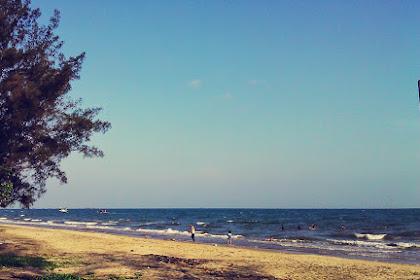 Pantai Rindu Alam Pagatan, Pesona Alam Untuk Keluarga