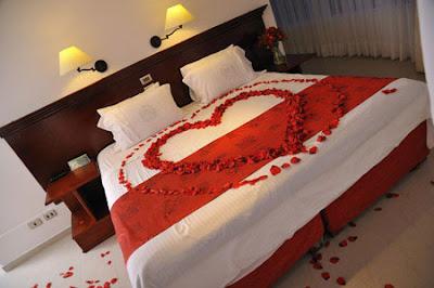 Decoraci n de dormitorios rom nticos ideas para decorar - Imagenes de decoracion de habitaciones romanticas ...