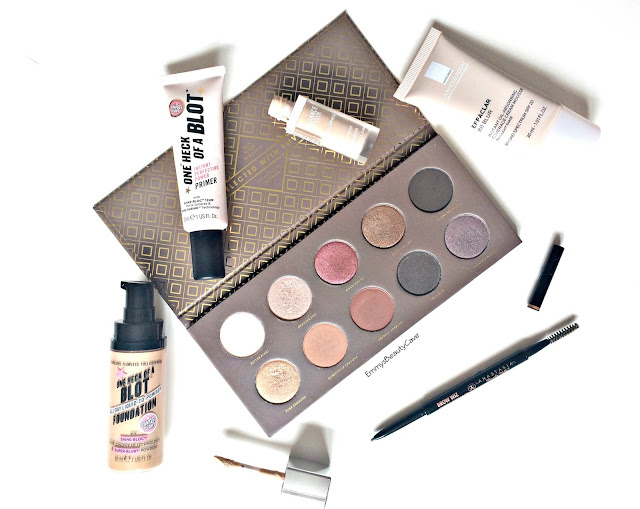 Products Not Worth The Hype, soap and glory one heck of a blot foundation, anastasia beverly hills brow wiz, zoeva cocoa blend palette