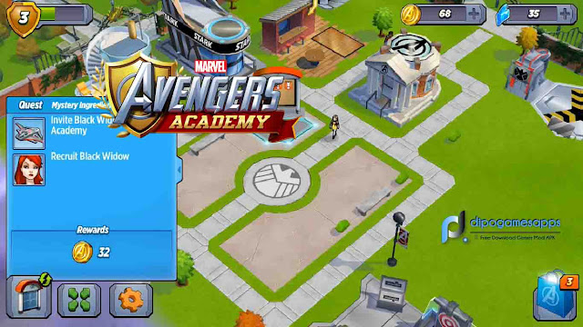Download MARVEL Avengers Academy MOD APK Free Store