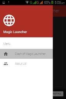 Makara hacker: Magic launcher (S1 S2 S3 S4)