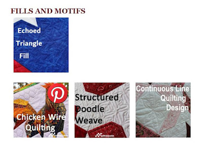 quilting tutorial page at QuiltFabrication