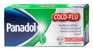 بانادول كولد أند فلو Flu لعلاج نزلات البرد