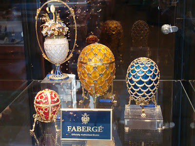 imperial russian faberge collection