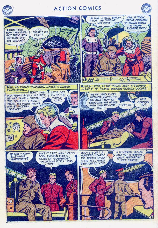 Read online Action Comics (1938) comic -  Issue #159 - 26