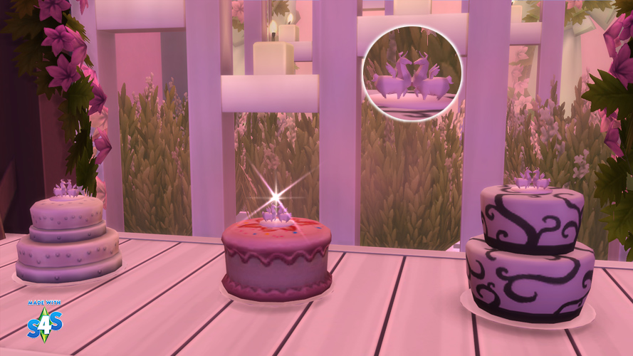 how to get a wedding cake sims 4 my sims 4 wedding cake topper honeymoon falls house 15735
