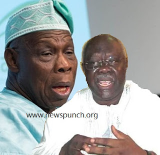 OBASANJO AND BODE GEORGE