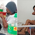 Video Of A Kid Suffering From Illness While Being Held By Helpless Father Breaks Netizens' Heart