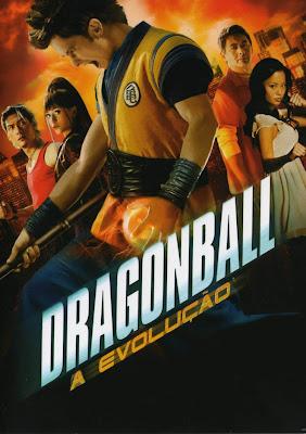 Dragonball: A Evolução - DVDRip Dual Áudio