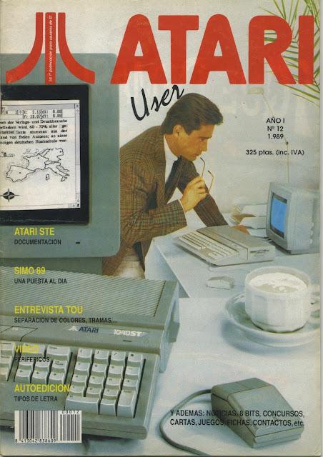Atari User #12 (12)
