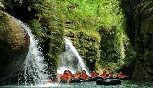 ialah salah satu wilayah kabupaten di Provinsi Jawa Barat MENELUSURI KEINDAHAN SUNGAI SANTIRAH DENGAN RIVER TUBING DI PANGANDARAN