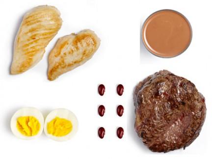 Proteínas que ajudaram no ganho de massa magra e perda de gordura