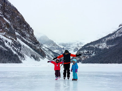 Happy Holidays from Lake Louise