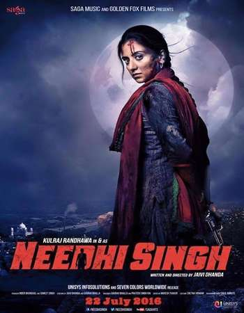 Poster Of Needhi Singh 2016 Punjabi 300MB HDRip 480p Watch Online Free Download downloadhub.net